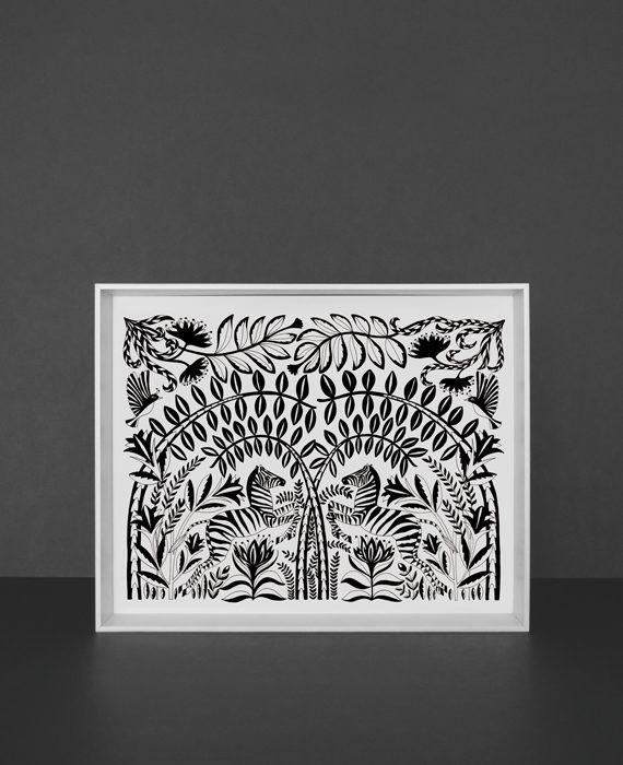 Art_Print_Zebra