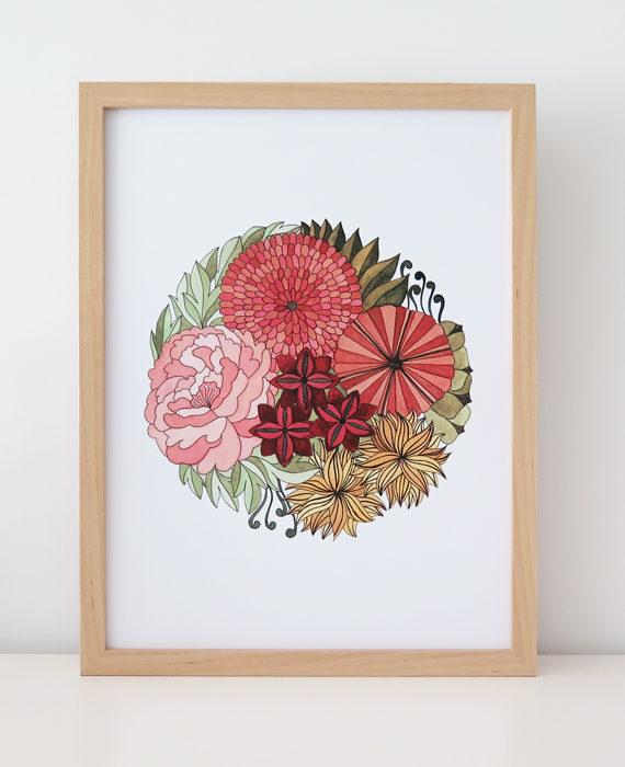 Art_Print_Flowers_No1