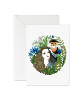 Greeting Card Fauna