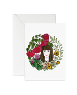 Greeting Card Primavera