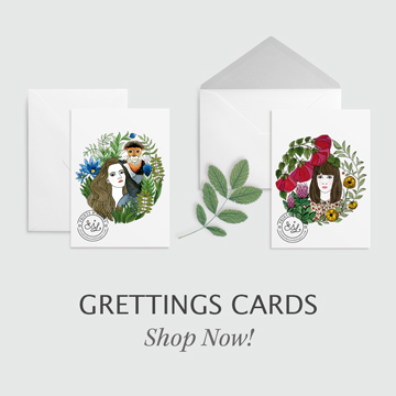 Greetings cards Elisabeth Aranda