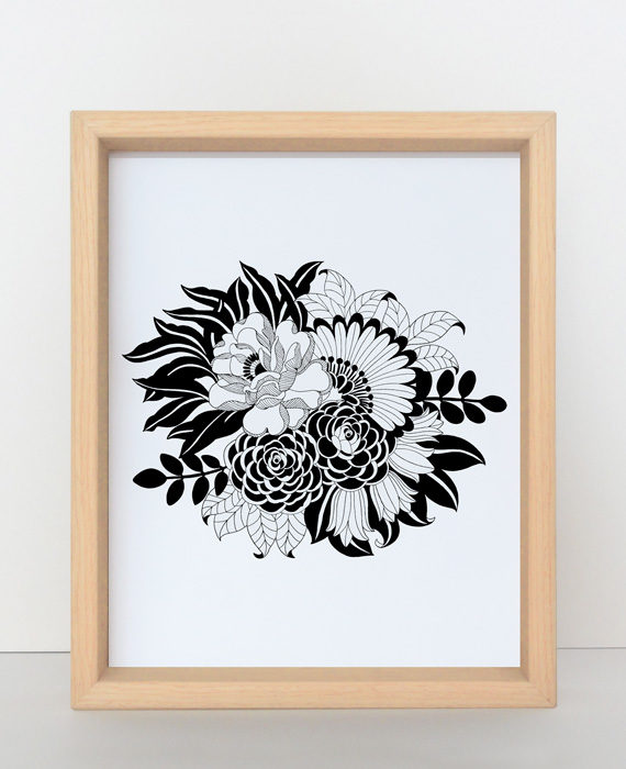 Art_Print_Bouquet_Margot
