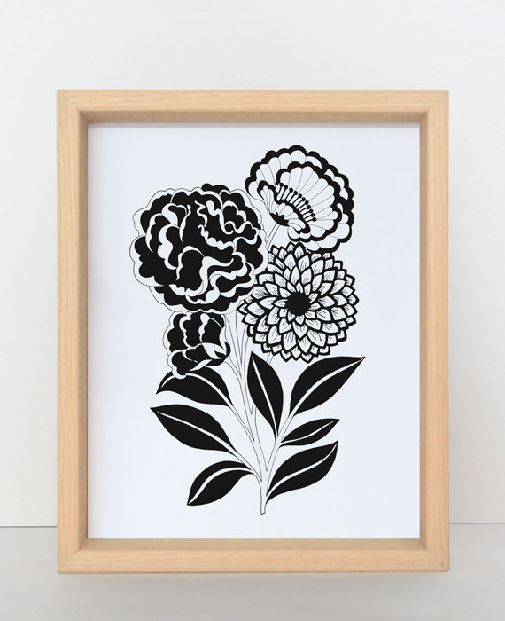 Art_Print_Bouquet_Scarlett