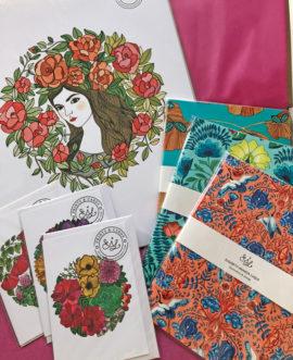 Gift Box Flora